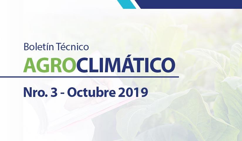 boletin tecnico nro3 - octubre 2019