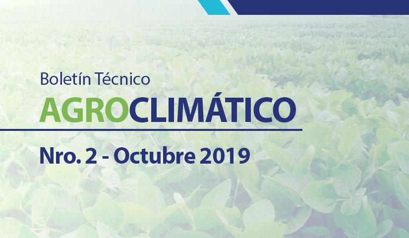 boletin tecnico nro2 - octubre 2019
